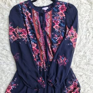 Long sleeve dress brand new without tag